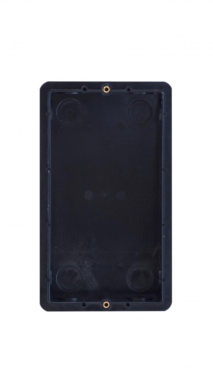 Back box for 2 modules Alba - SC2