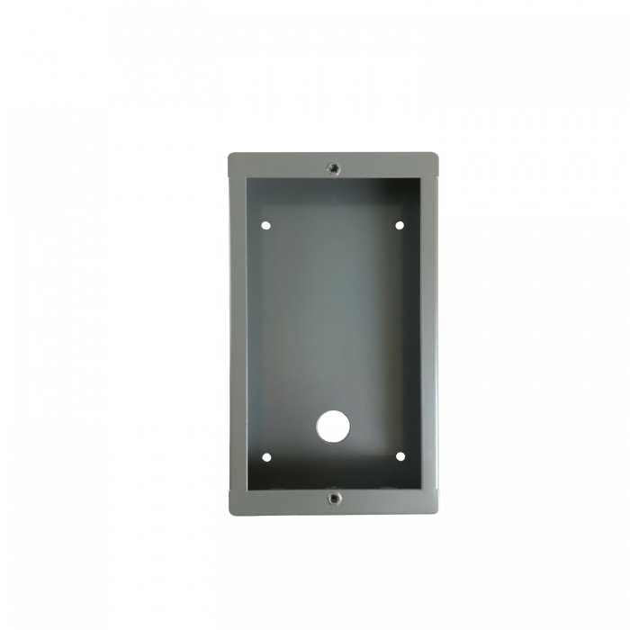 Box for surface mounting of 2 mod.Alba -AB82S