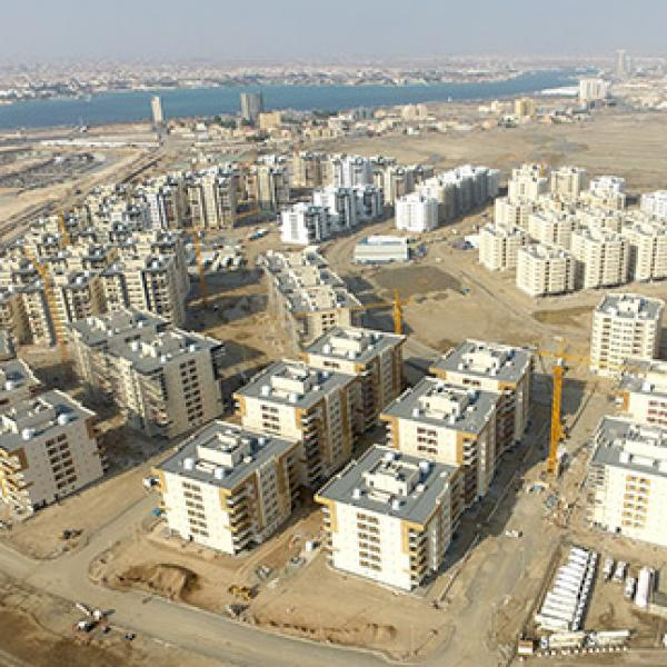 Asie Al Raidah Housing Complex Project Djeddah Arabie S
