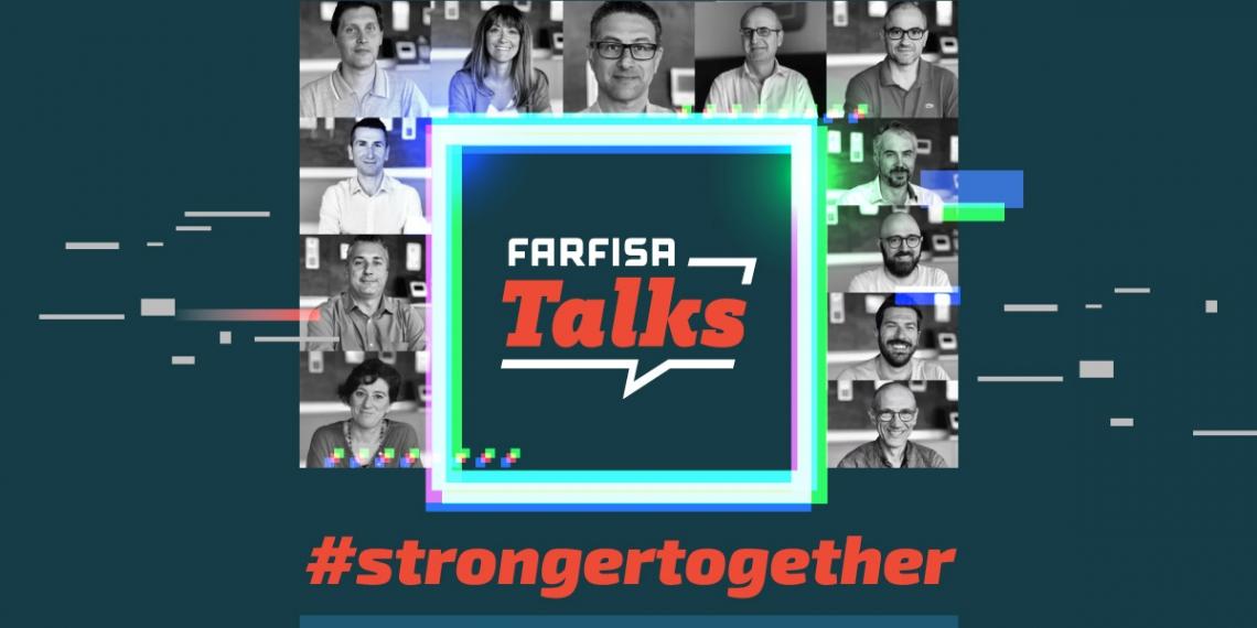 ¿Qué es Farfisa Talks?