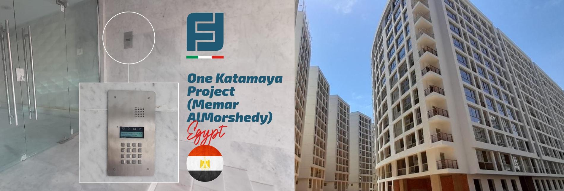 Africa One Katamaya Project Al Memar Morshedy Egypt