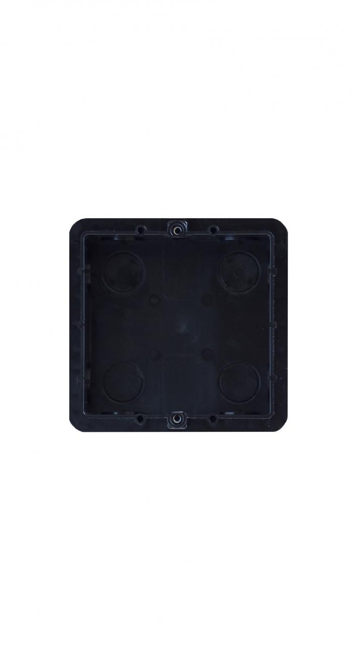 Back box for 1 module Alba - SC1