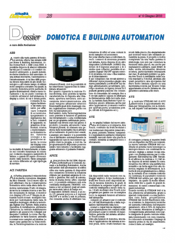 Domotica e building automation