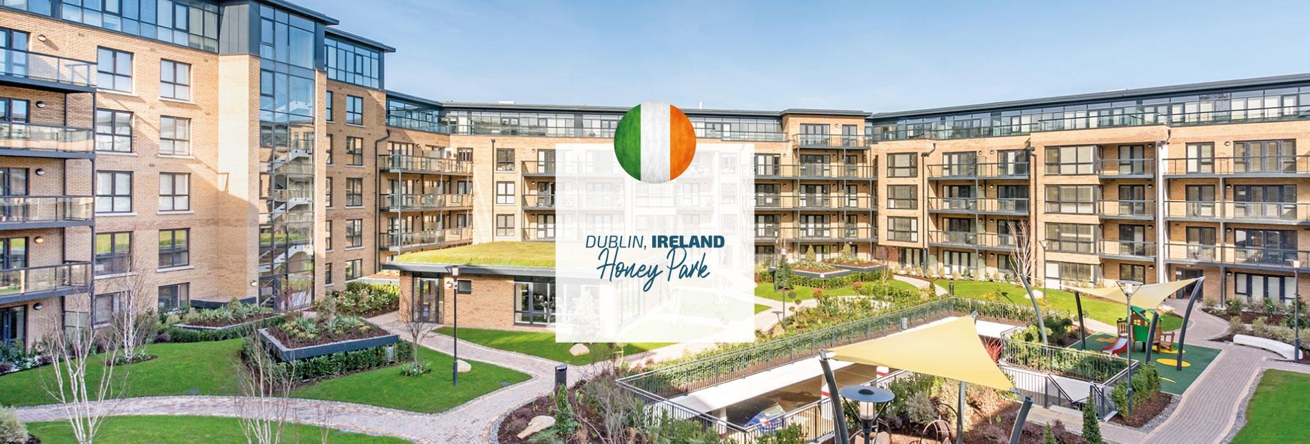 EUROPA / Honey Park, Dublino, Irlanda