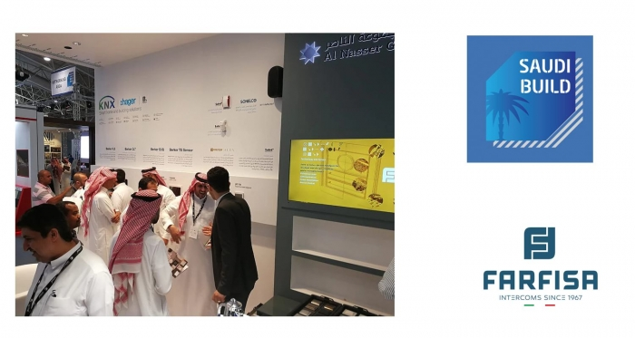 Farfisa en Saudi Build 2019