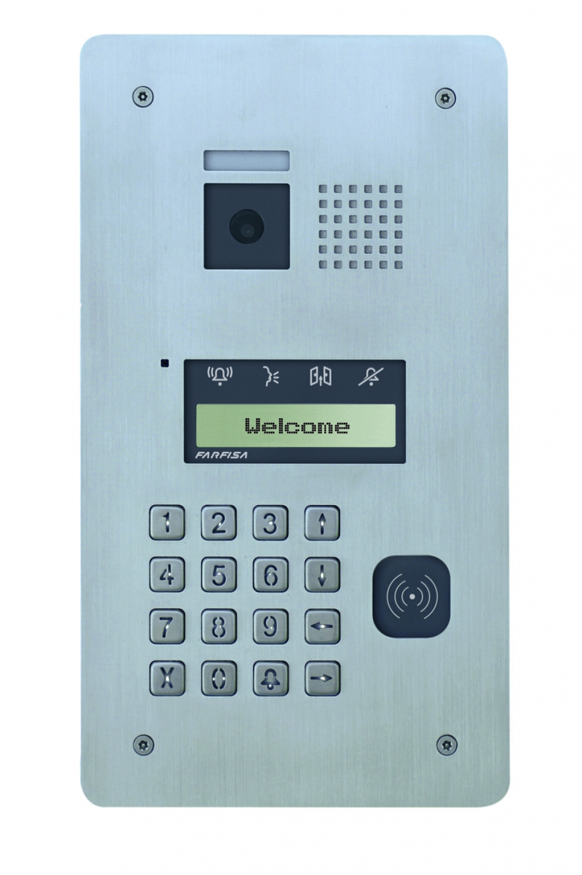 SOLVO DOOR PANEL RFID - TD2000R