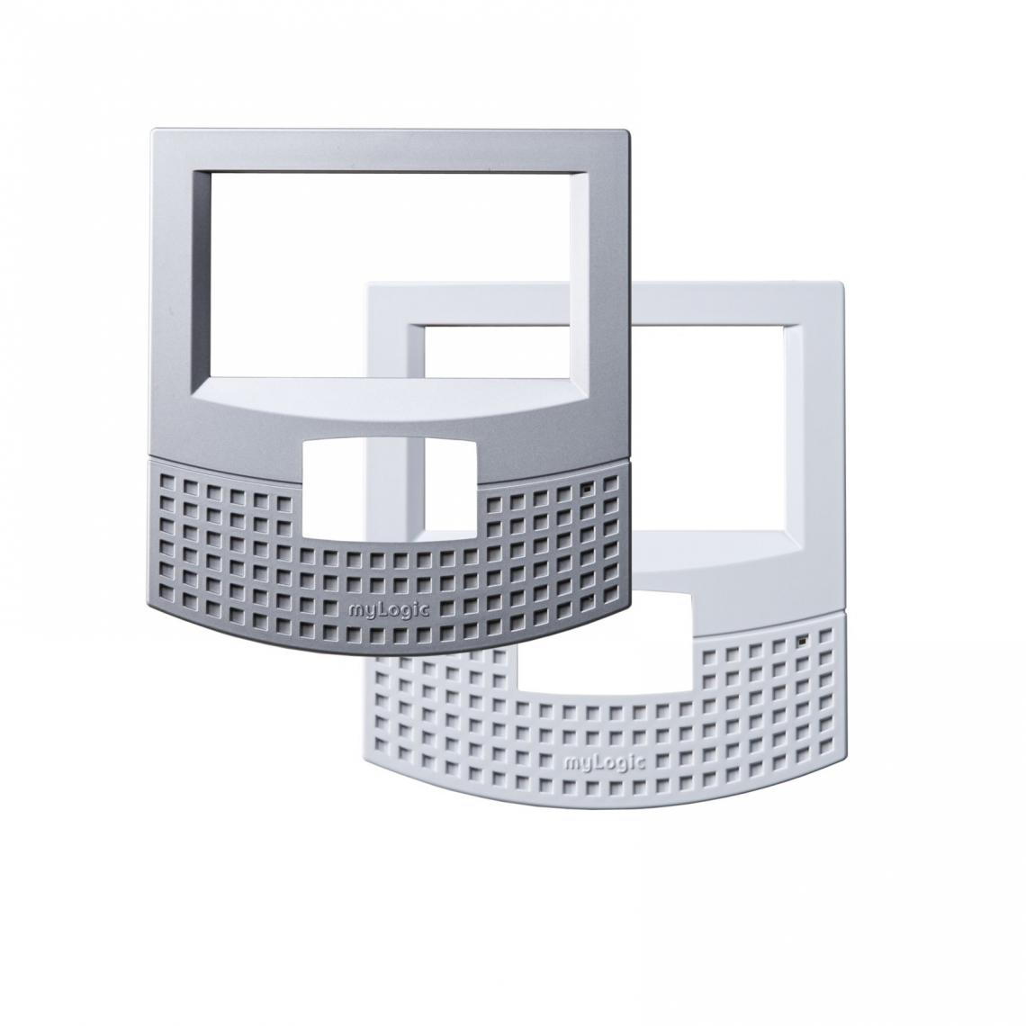 Mascherina argento per MyLogic - MC2000T