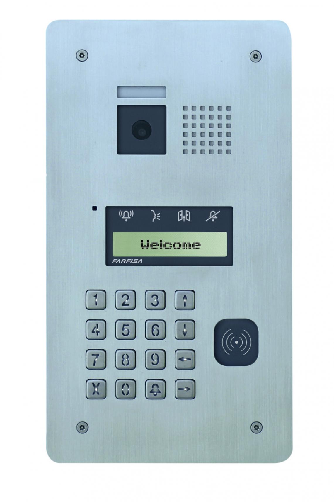 POSTO ESTERNO SOLVO RFID - TD2000R