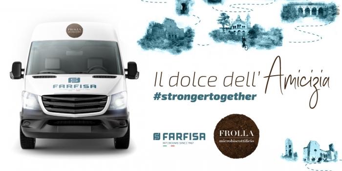 Farfisa sponsorizza il progetto Frollabus