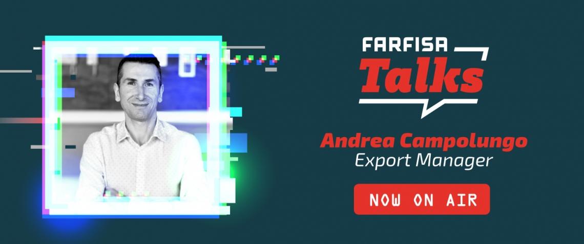 Farfisa Talks #2: Andrea Campolungo speaks