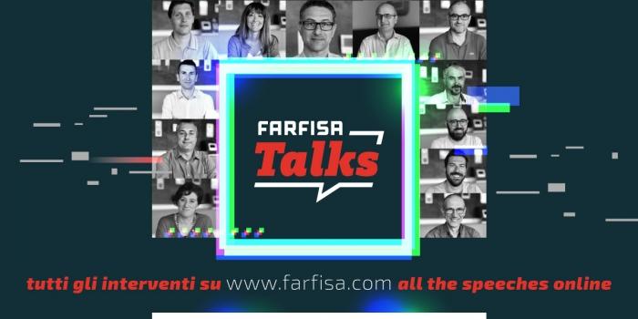 Oggi Farfisa Talks è sul sito web