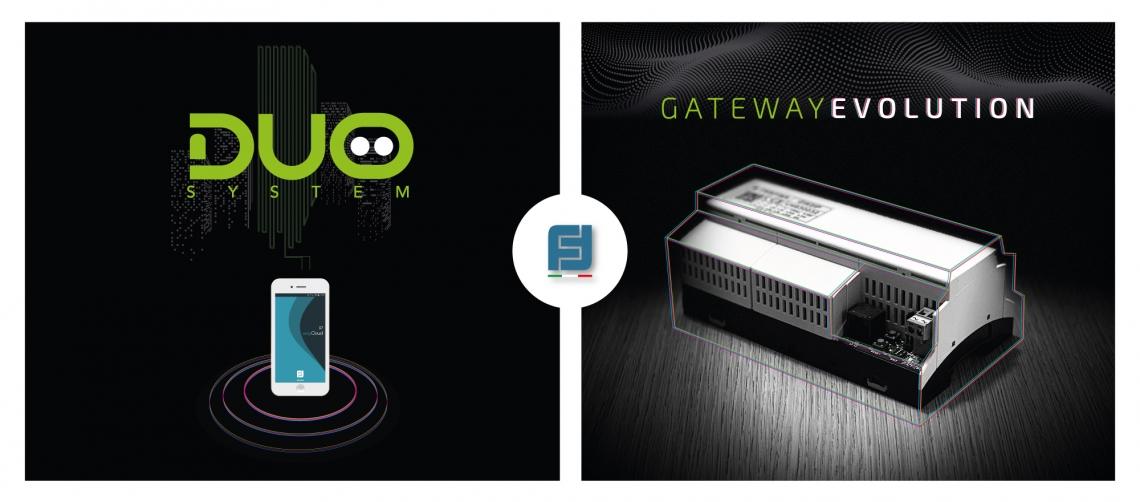 Le gateway! Découvrons ensemble