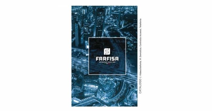 Le nouveau catalogue Farfisa
