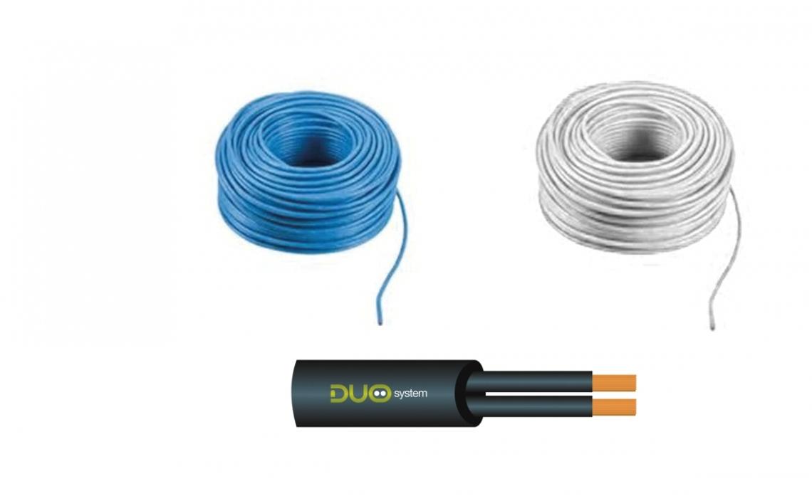 Mises à jour des câbles pour Duo System