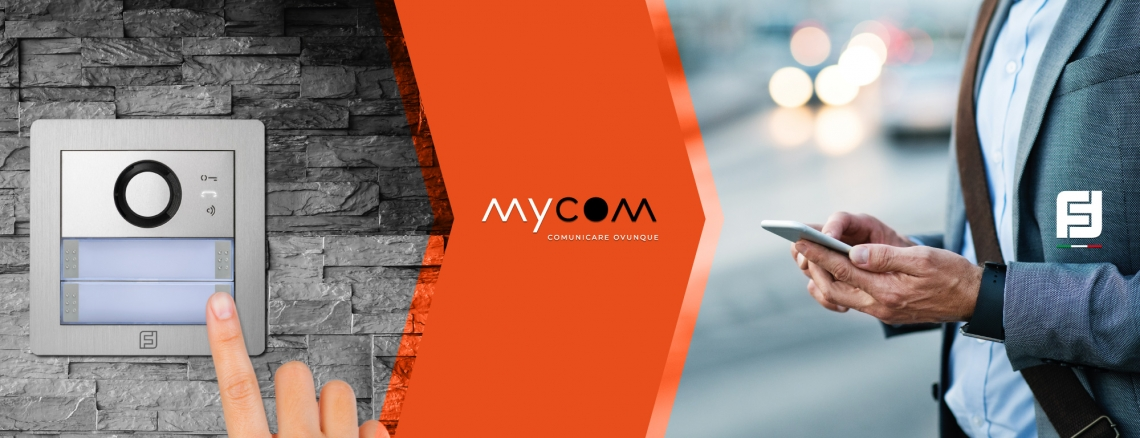 Nuovo MyCom con Alba3G