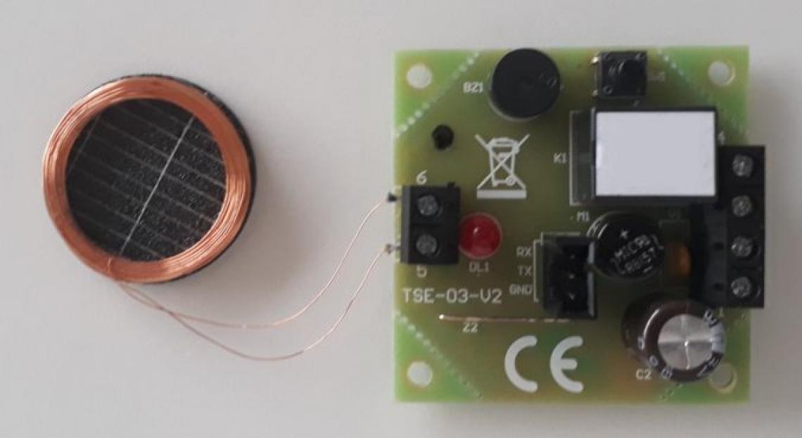 RFID PCB MODULE FOR SOLVO/HERO PANEL - FP2000